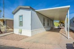 Photo 1 of 16 of home located at 2701 E Allred Ave Lot #74 Mesa, AZ 85204