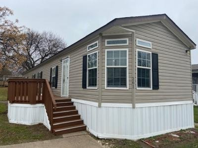 Mobile Home at 261 Swiss Drive #163 Crowley, TX 76036