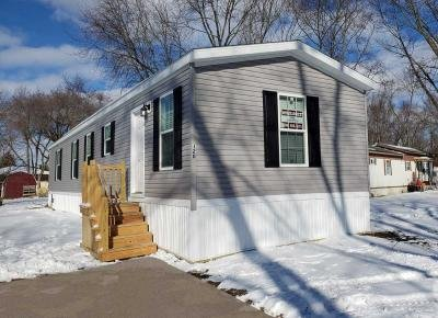 Mobile Home at 120 Ebbtide Dr. Lot 91 Bay City, MI 48706