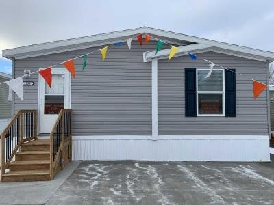 Mobile Home at 1655 Candytuft Court Albion, MI 49224