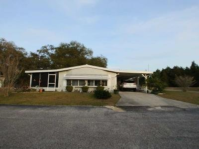 Mobile Home at 14681 NE 23rd Lane Silver Springs, FL 34488