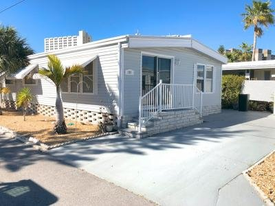 Mobile Home at 1375 Pasadena Avenue, Lot 309 South Pasadena, FL 33707