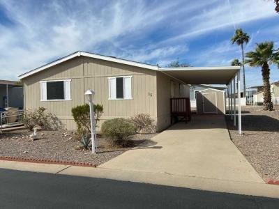Mobile Home at 2000 S Apache Rd Buckeye, AZ 85326