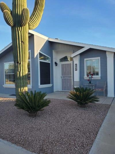 Mobile Home at 8500 E Southern Ave #375 Mesa, AZ 85209