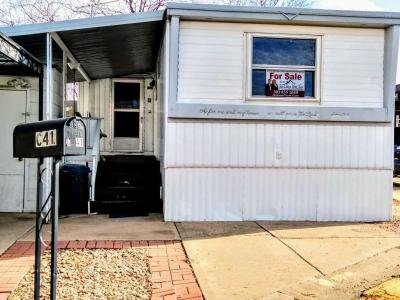 Mobile Home at 1540 Billings St. #41C Aurora, CO 80011