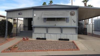 Mobile Home at 305 S. Val Vista Drive #100 Mesa, AZ 85204