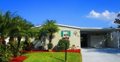 Mobile Home at 1973 East Lakeview Drive Sebastian, FL 32958