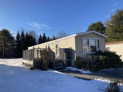 Mobile Home at 122 Buckingham Drive Westbrook, ME 04092