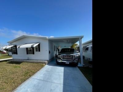 Mobile Home at 317 Pier C Naples, FL 34112