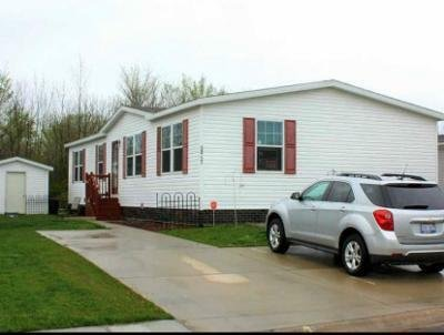 Mobile Home at 58721 Brookside Drive New Haven, MI 48048