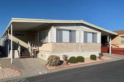 Mobile Home at 1225 Vienna Drive #289 Sunnyvale, CA 94089