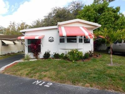 Mobile Home at 5100 60th St E. #m12 Bradenton, FL 34203