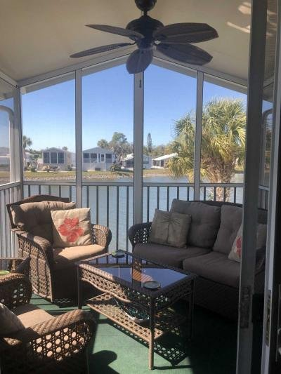 Mobile Home at 212 Tuscarora Trl Fort Myers Beach, FL 33931