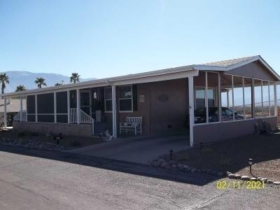 Mobile Home at 15301 N. Oracle Road #74 Tucson, AZ 85739