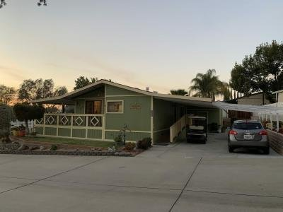 Mobile Home at 15181 Van Buren Blvd #229 Riverside, CA 92504
