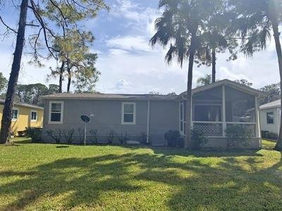 Mobile Home at 4155 Via Aragon North Fort Myers, FL 33903