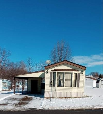 Mobile Home at 14 Eaglecrest Dr. Hamburg, NY 14075