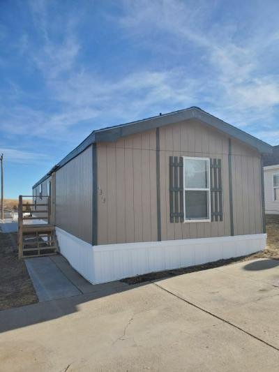 Mobile Home at 4313 Clemence Avenue Gillette, WY 82718