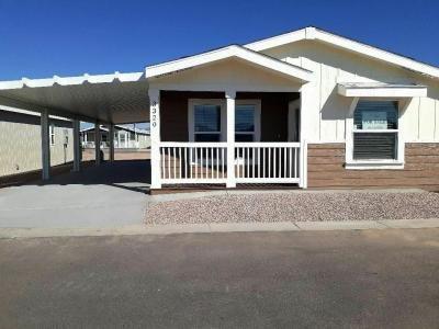 Mobile Home at 8700 E. University Dr. # 3320 Mesa, AZ 85207