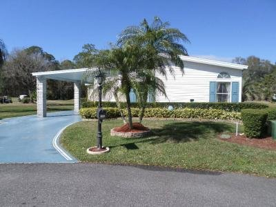 Mobile Home at 266 Dupont Ct Auburndale, FL 33823