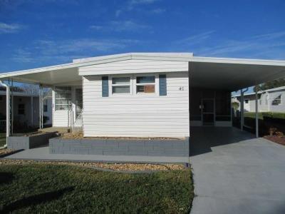 Mobile Home at 45 Belle Tower Ave Lake Placid, FL 33852