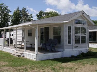 Mobile Home at 23 College Dr. Lot 208 Wells, ME 04090