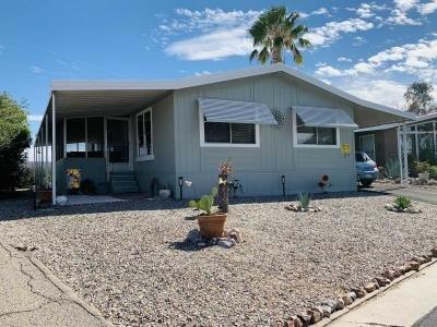 Mobile Home at 1302 W. Ajo #19 Tucson, AZ 85713