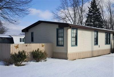 Mobile Home at 102 Twin Lake Drive Elyria, OH 44035
