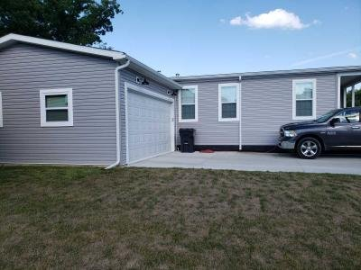 Mobile Home at 3910 Emerald Park Dr. Milford, MI 48380