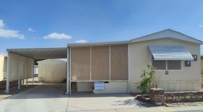 Mobile Home at 10667 S Ave 10E Lot #50 Yuma, AZ 85365