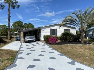 Mobile Home at 19268 Tuckaway Ct. North Fort Myers, FL 33903