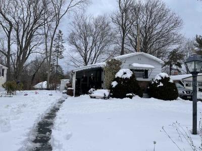 Mobile Home at 239 Ayer Road, L-60 Littleton, MA 01460