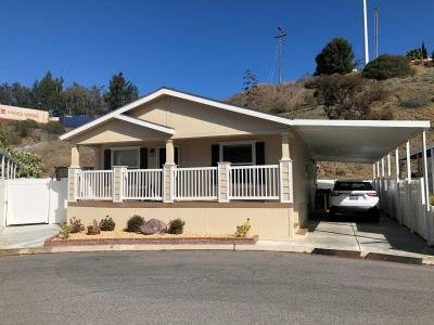 Mobile Home at 4901 Green River Rd, Spc 306 Corona, CA 92880