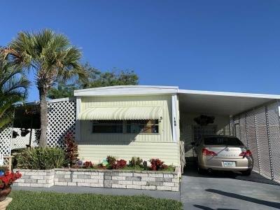 Mobile Home at 751 10th St E., Lot 168 Palmetto, FL 34221