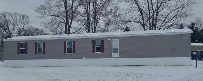 Mobile Home at 1645 Farm Lane Reese, MI 48757