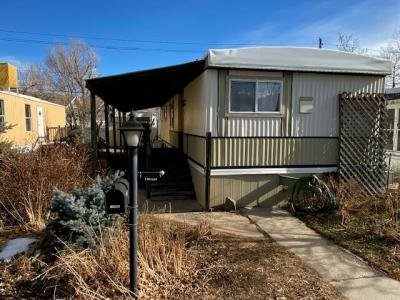 Mobile Home at 2635 Mapleton #7 Boulder, CO 80304