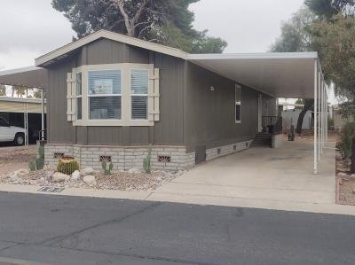 Mobile Home at 3411 Camino Seco #105 Tucson, AZ 85730