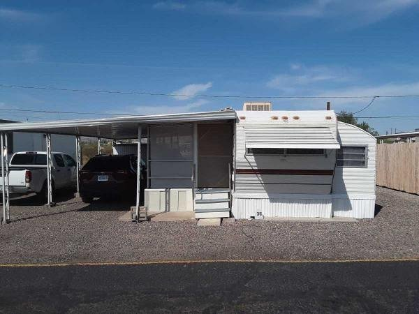 1987 Fleetwood Mobile Home For Rent