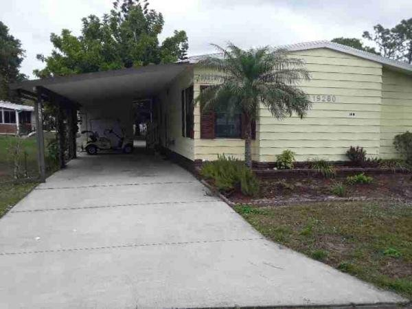 Photo 1 of 2 of home located at 19280 Congressional Ct., #14M North Fort Myers, FL 33903