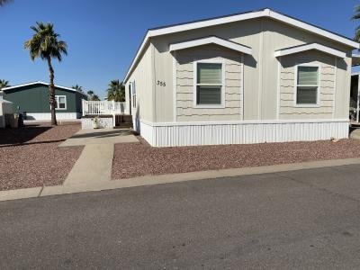 Mobile Home at 2000 S. Apache Rd., Lot #355 Buckeye, AZ 85326