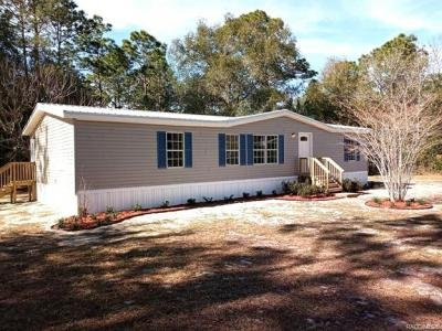 Mobile Home at 8322 Firefly Terrace Crystal River, FL 34428