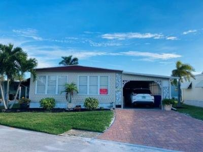 Mobile Home at 75 South Harbor Dr Vero Beach, FL 32960