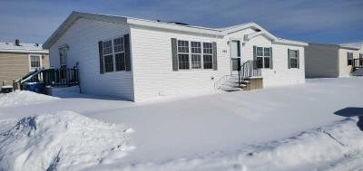 Mobile Home at 1163 Hawthorn Martin, MI 49070