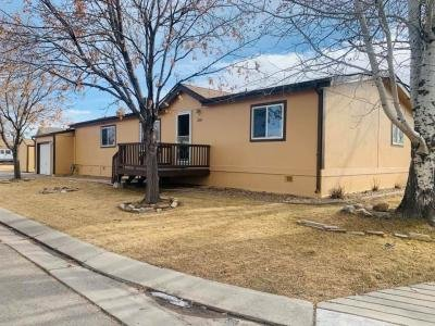 Mobile Home at 3288 Trail Ridge # 346 Longmont, CO 80504