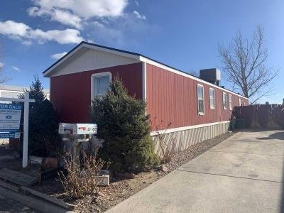 Mobile Home at 4916 E. 96th Pl. #100 Denver, CO 80229