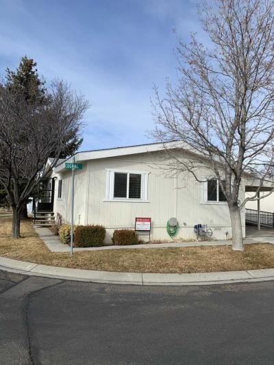 Mobile Home at 2226 Cognac Ct. Carson City, NV 89701