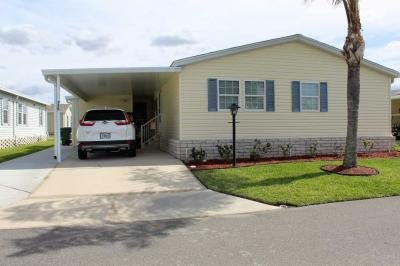 Mobile Home at 726 Red Cypress Lane Winter Haven, FL 33881