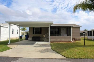Mobile Home at 734 Red Cypress Lane Winter Haven, FL 33881