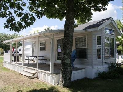 Mobile Home at 23 College Dr. Lot 412 Wells, ME 04090