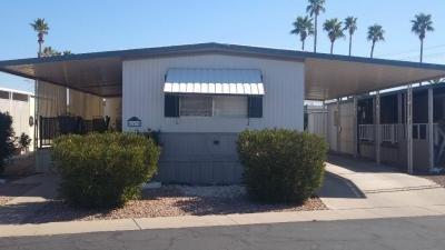 Mobile Home at 305 S. Val Vista Drive #263 Mesa, AZ 85204